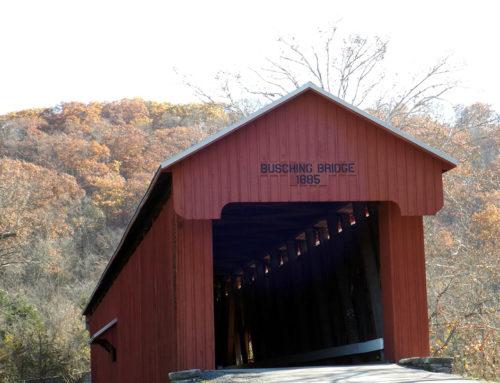 Historic Bridges Along the Bike Trail