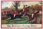 The Huntington Carriage House