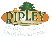 Ripley County Tourism Logo
